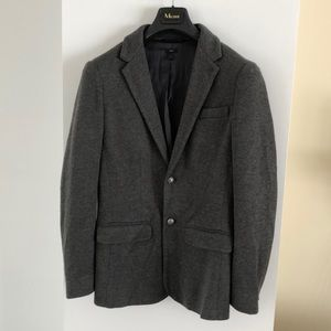 NWOT John Varvatos star USA luxe 3-pocket blazer S